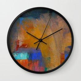 People in India Wall Clock