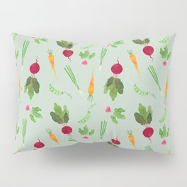Eat more veggies! Light version Pillow Sham