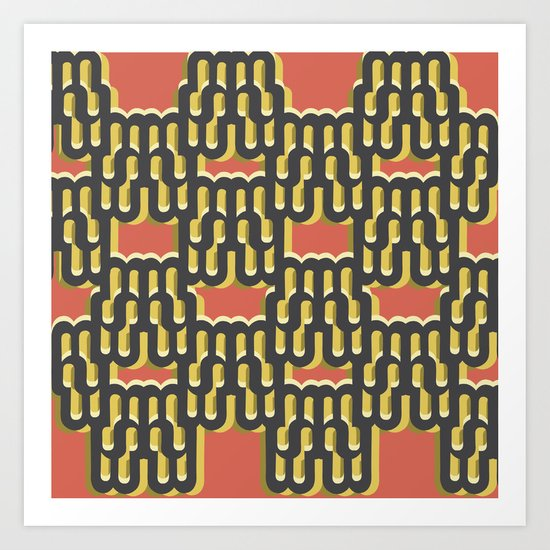 when I think of reupholstering, I think of happiness  #1 Art Print