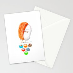 YES SUSHI Stationery Cards