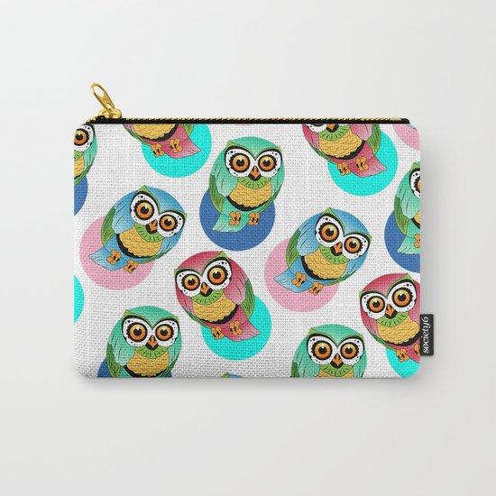 cute birds 2 Carry-All Pouch