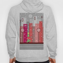 Christmas In The City Hoody