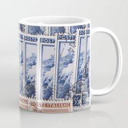 Stamps Texture #5 Coffee Mug