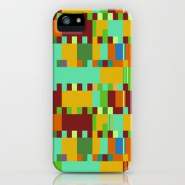 Chopin Fantaisie Impromptu (Intense Colours) iPhone Case
