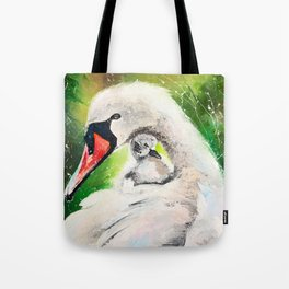 MATHER'S CARE Tote Bag
