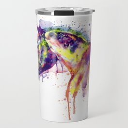 Majestic Horse Travel Mug