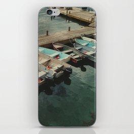 Dinghy Dock iPhone Skin