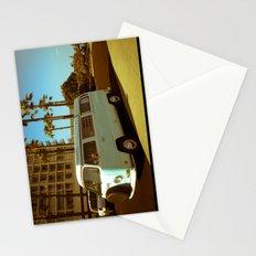 Baby Blue Kombi Stationery Cards