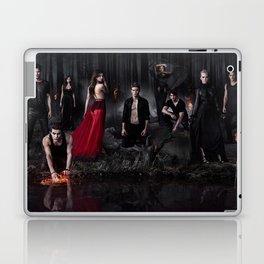 The Vampire Diaries Cast Laptop & iPad Skin
