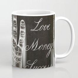 Vintage Palmistry Sign Coffee Mug