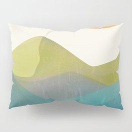 Minimalistic Landscape 17 Pillow Sham