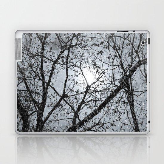 Oh Snowy Night Laptop & iPad Skin