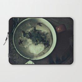 Tea & Ravens Laptop Sleeve