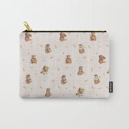 Cute French Bakery Carry-All Pouch