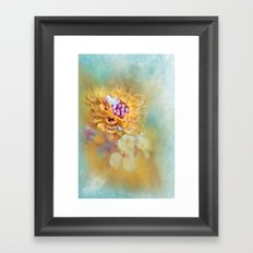 VARIE - Painting or photography? Framed Art Print