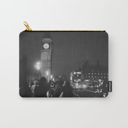 London Tourist Carry-All Pouch