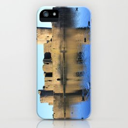 Caerphilly Castle iPhone Case