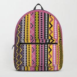 Fancy stripes Backpack