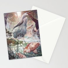 At the River Bend Stationery Cards