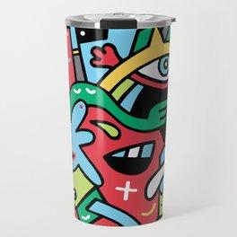 Barney Blimpsta Travel Mug