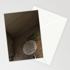 eyes which shine Stationery Cards