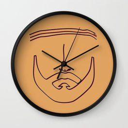 Richie Tenenbaum Wall Clock