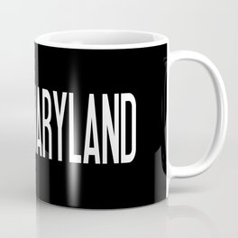 Maryland: Marylander Flag & Maryland Coffee Mug