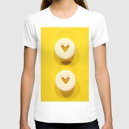 Yellow Valium T-shirt