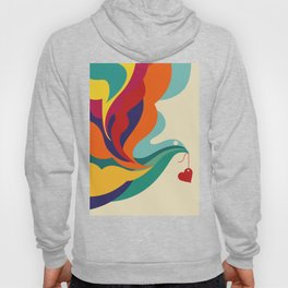 Love Message Hoody