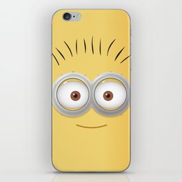 minion2 iPhone Skin