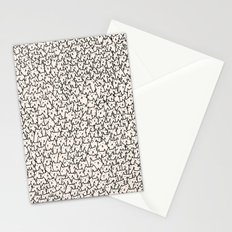A Lot of Cats Stationery Cards