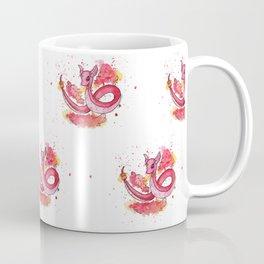 Shiny Dragonair Fan Art Coffee Mug