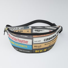 Old School 80's and 90's Hip Hop Tapes  6 - 641.2 Fanny Pack