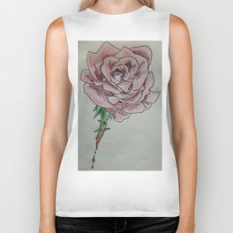 every rose has thorns 2 Biker Tank