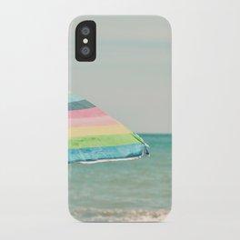 Sombrilla iPhone Case