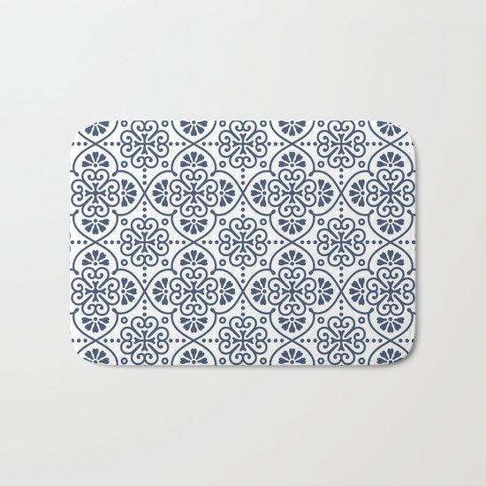 Pattern Portugal Bath Mat