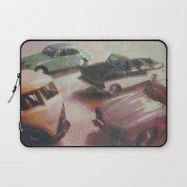 Retro Cars Laptop Sleeve