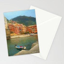 Calm Vernazza Stationery Cards