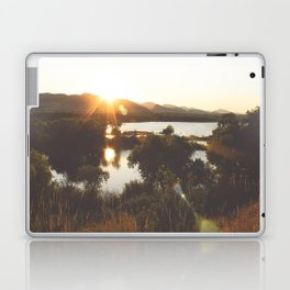 Golden Hour Glow Laptop & iPad Skin