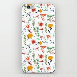 Rustica #illustration #pattern iPhone Skin