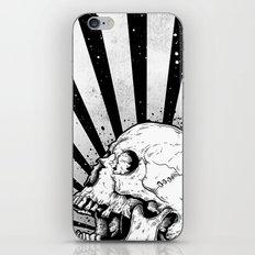 Kamikaze Skull iPhone & iPod Skin