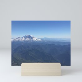 Mount Rainier - 2 Mini Art Print