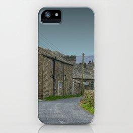 Holme Village  iPhone Case