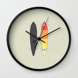 Pintail Wall Clock