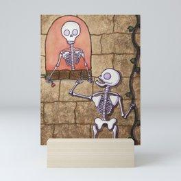 Romeo & Juliet Mini Art Print