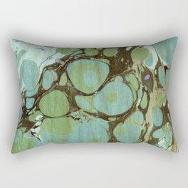 Abstract Painting ; Seaweed Rectangular Pillow