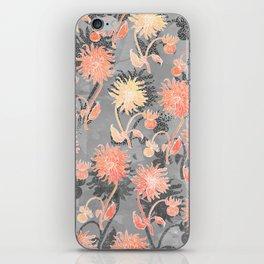 Dahlias iPhone Skin