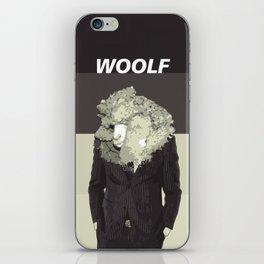 Woolf iPhone Skin