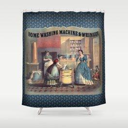 HomeCurios 01 Shower Curtain