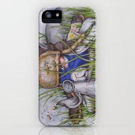 sniper bunny bob iPhone Case